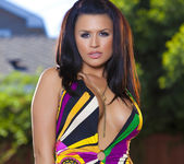Eva Angelina - 70's Style Dress 9