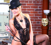 Alexis Texas: Showing her holes, with style 8