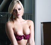 Alexis Texas Practicing Her Poses 14