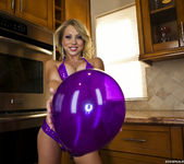 Shawna Lenee - Balloon Won't Fit, Vibrator Does Though 6