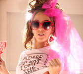 Jenna Haze's Girly 80s Side 13