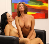 Tory Lane & Zoey Holloway Playing 12