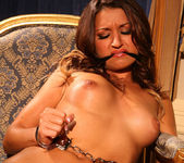 Ann Marie Rios - Bondage and Masturbation 25