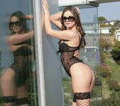 Tori Black Loves Public Nudity 9