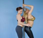 Sara Stone and Kagney Linn Karter's Luscious Lesbian Scene 25