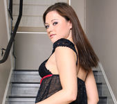 Sindee Jennings, a Stairway, and Sex Toys... Again 4