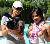 Katsuni Showing Lana How It's Done 14