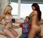 Never Enough Lexi Belle/Ann Marie Rios Threesomes 17