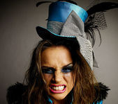 Pornstar Tori Black Has Gone Into Mad Hatter Mode 6