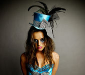 Pornstar Tori Black Has Gone Into Mad Hatter Mode 20