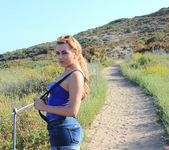 Now it's Time for Public Nudity with Lexi Belle 16