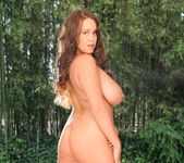 Big Breasts and Green Grass - Outdoor Set with Brandy Talore 23