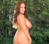 Big Breasts and Green Grass - Outdoor Set with Brandy Talore 24