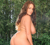 Big Breasts and Green Grass - Outdoor Set with Brandy Talore 29