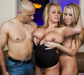 Brandy Talore's Threesome with Carolyn Reese 29