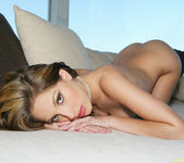 Pornstar Jenna Haze Stripping Outside and In Private 17
