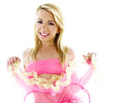 Lexi Belle the Pornstar is Pretty And Pink 5
