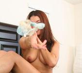 Pornstar Ann Marie Rios Playing ''Girl Next Door'' 23