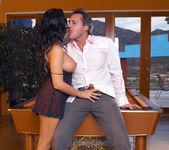 Latina Pornstar Eva Angelina Getting Fucked and Loving It 9