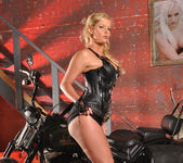 Phoenix Marie and a Motorcycle - You Want This 15