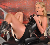 Phoenix Marie and a Motorcycle - You Want This 24