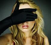 Pornstar Lexi Belle in a ''Black 'n Blonde'' Solo 18