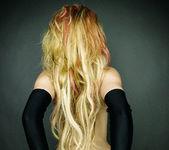 Pornstar Lexi Belle in a ''Black 'n Blonde'' Solo 22