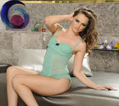 Bukkake Pornstar Tori Black in a Solo Photo Set 4