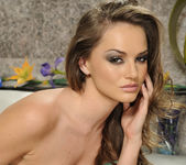 Bukkake Pornstar Tori Black in a Solo Photo Set 10