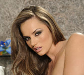 Bukkake Pornstar Tori Black in a Solo Photo Set 21