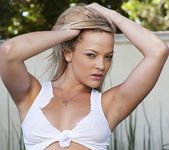 Alexis Texas in Country Girl Public Nudity 10