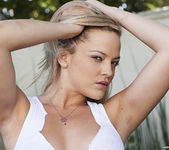 Alexis Texas in Country Girl Public Nudity 11