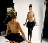 Lexi Belle in a Ballerina Uniform 2
