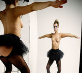 Lexi Belle in a Ballerina Uniform 15