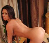 Ann Marie Rios Gets Some Pornstar Exercise Alone 18