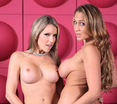 Alanah Rae Invites a Girlfriend to a Cumswapping Threesome 22