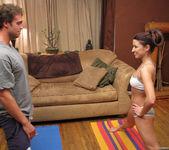 Ann Marie Rios Seduces Her Personal Pornstar Trainer 2