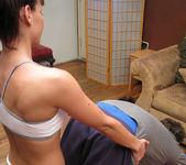 Ann Marie Rios Seduces Her Personal Pornstar Trainer 7