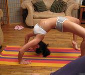 Ann Marie Rios Seduces Her Personal Pornstar Trainer 16