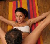 Ann Marie Rios Seduces Her Personal Pornstar Trainer 24