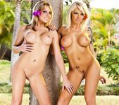 Shawna Lenee Takes Brooke Haven Out for Public Nudity 8