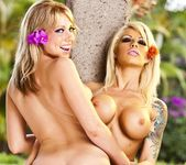 Shawna Lenee Takes Brooke Haven Out for Public Nudity 30