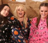 Alexis Texas's All-Girl Group Sex Slumber Party 2