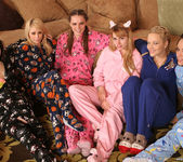 Alexis Texas's All-Girl Group Sex Slumber Party 3