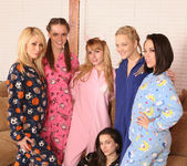Alexis Texas's All-Girl Group Sex Slumber Party 4