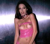 Jenna Haze Stripping and Having Lesbian Sex 16