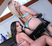 Threesome with Alexis Texas and Kelly Divine 4