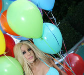Gina Lynn Naked After the Superbowl Party 8