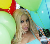 Gina Lynn Naked After the Superbowl Party 9
