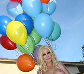 Gina Lynn Naked After the Superbowl Party 24